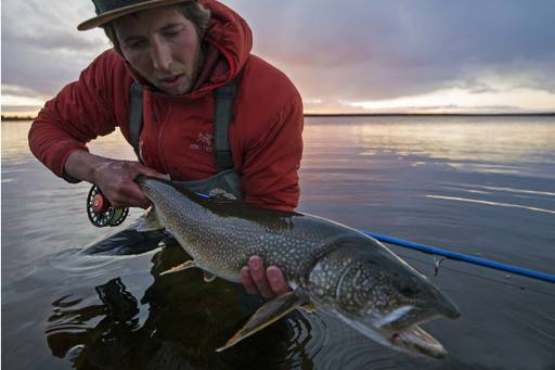 fly fishing arctic haven lodge