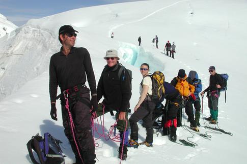 greg mortimer antarctica climbing