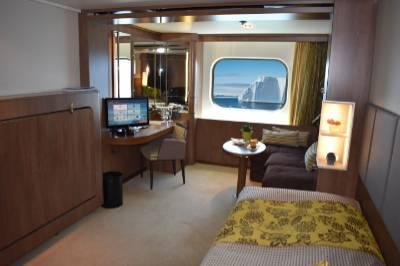 rcgs resolute twin private cabin