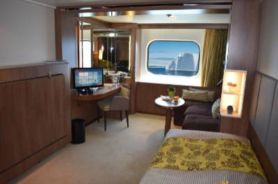 rcgs resolute twin private cabin