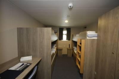 plancius quad cabin