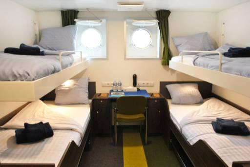 ortelius triple cabin