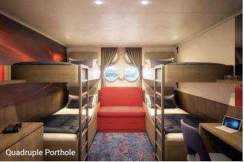 hondius triple cabin