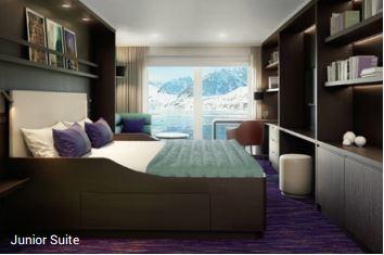 hondius junior suite