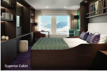 hondius superior cabin