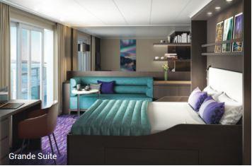 hondius grand balcony suite