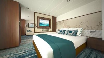ocean adventurer owner's suite cabin