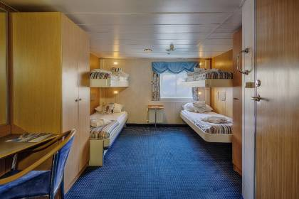 ocean nova quad cabin