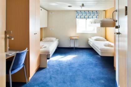 ocean nova triple cabin