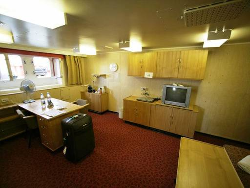50 years of victory arktika suite cabin