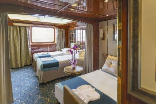 sea spirit triple suite