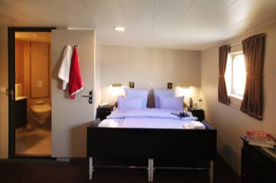 plancius superior cabin the arctic