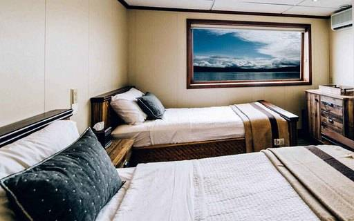pacific provider stateroom