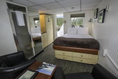 baranof dream deluxe cabin alaska