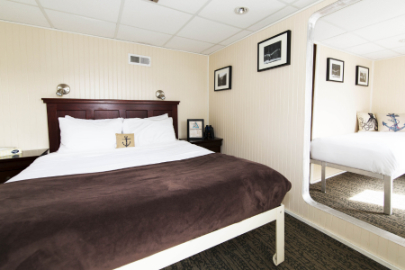 baranof dream deluxe suite cabin alaska