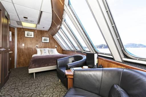 alaska dream cabin vista view