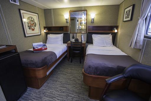 admiralty dream alaska cruise cabin deluxe