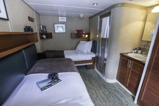 admiralty dream alaska cruise cabin aa