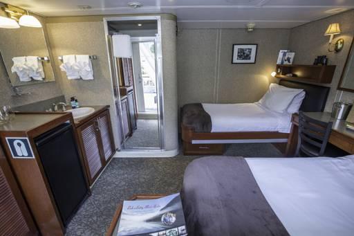 admiralty dream alaska cruise cabin aaa