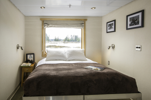 chichagof dream alaska cruise cabin aaa