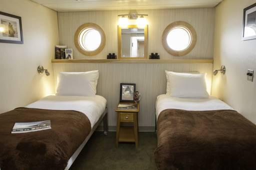 chichagof dream alaska cruise cabin a