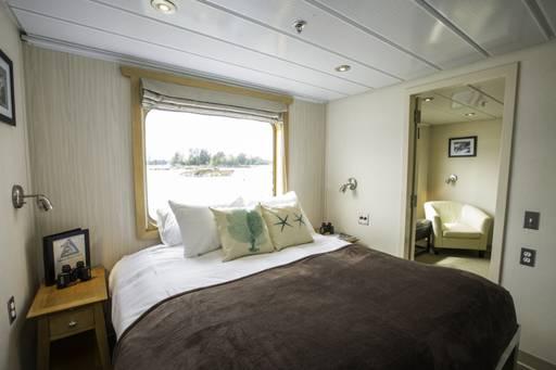 chichagof dream alaska cruise cabin deluxe suite