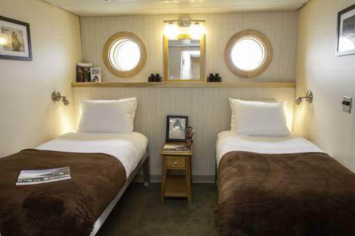 chichagof dream alaska cruise cabin a