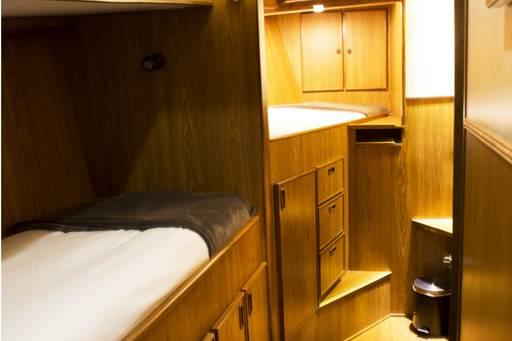 misty fjord alaska cruise twin cabin