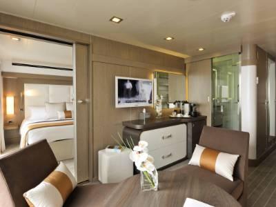 le boreal prestige suite deck 5 cabin