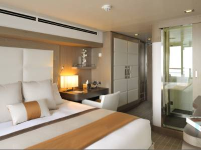 le boreal deluxe stateroom.