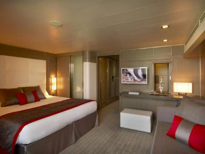 le boreal deluxe suite cabin