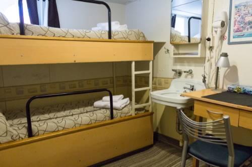 mv ushuaia standard twin cabin