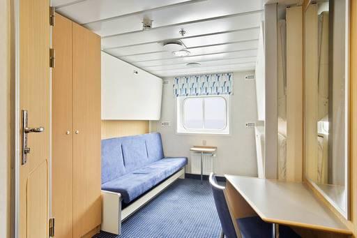 ocean nova antarctica single cabin