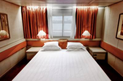 ocean diamond antarctica cruise twin cabin