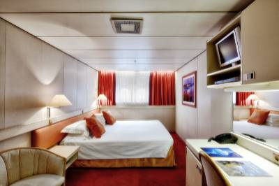 ocean nova antarctica single cabin