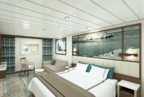greg mortimer antarctica cruise single cabin