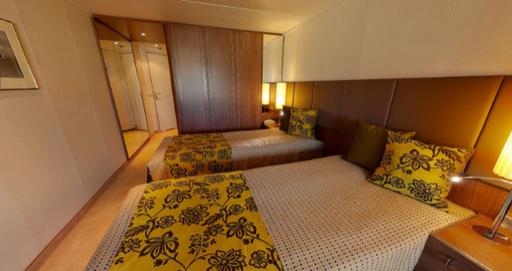 rcgs resolute antarctica cruise twin private cabin
