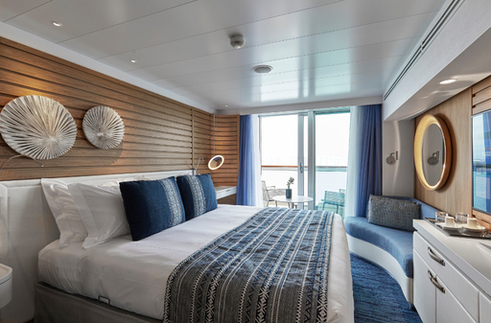 le champlain deluxe stateroom