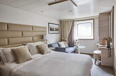 silver explorer adventurer suite northeast passage cruise