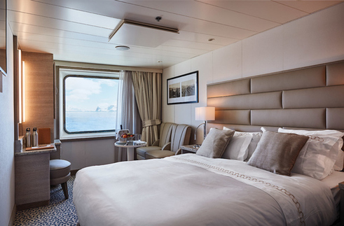 silver explorer view suite northeast passage cruise