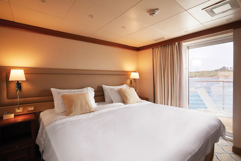 silver explorer owner's suite northeast passage cruise