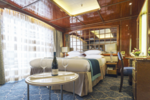 sea spirit deluxe suite