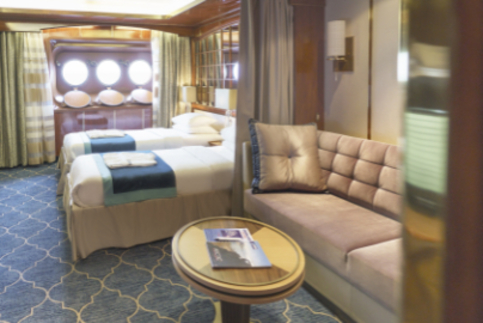sea spirit main deck suite