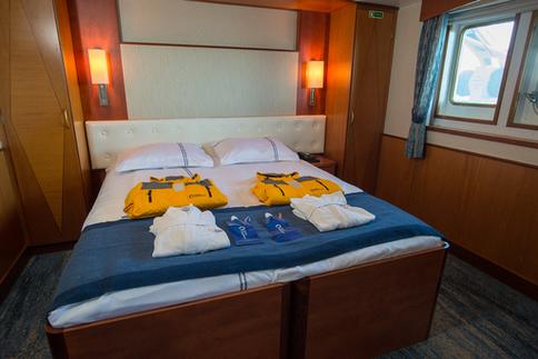 ocean adventurer suite twin cabin