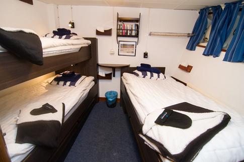 mv malmo triple cabin