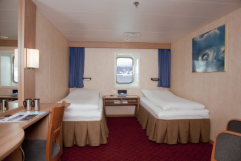 g expedition twin cabin antarctica cruise