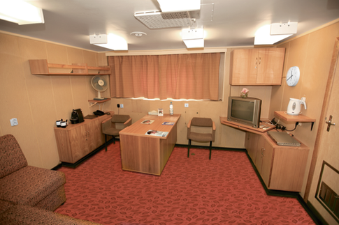 50 years of victory suite cabin north pole cruise 2020