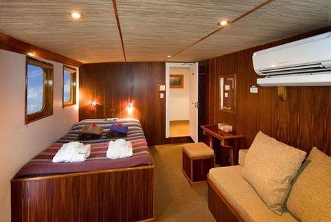ocean hunter III Palau cabins