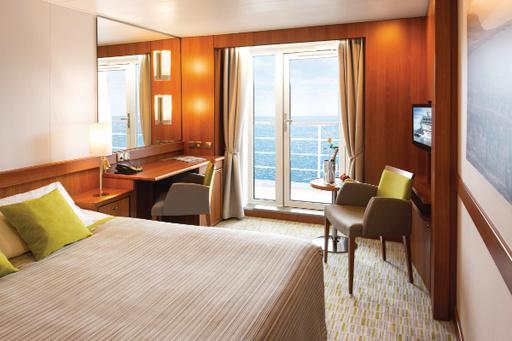 seaventure veranda stateroom cabin
