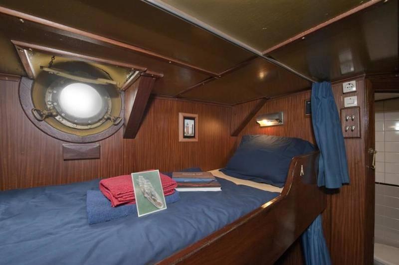 Bark Europa tall ship, Antarctica cruise